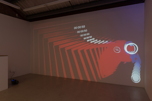 , 'Digital Streams of Infinity (Reality Painting),' 2019, Annka Kultys Gallery