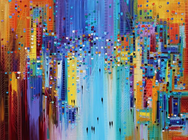 Ekaterina Ermilkina, 'Colors of Life', 2017, Artspace Warehouse