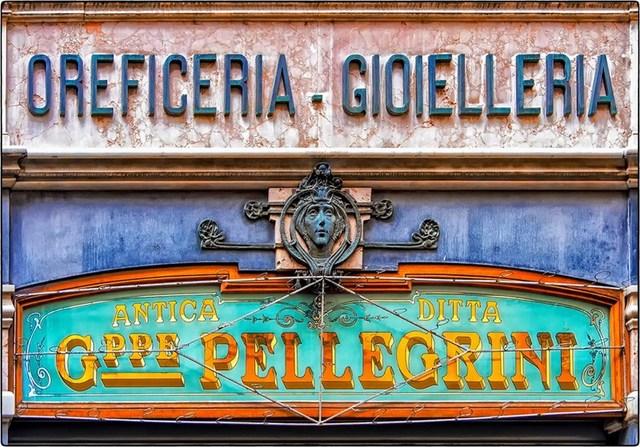 Gary Hodson, 'Gppe Pellegrini', 2014, Cerbera Gallery