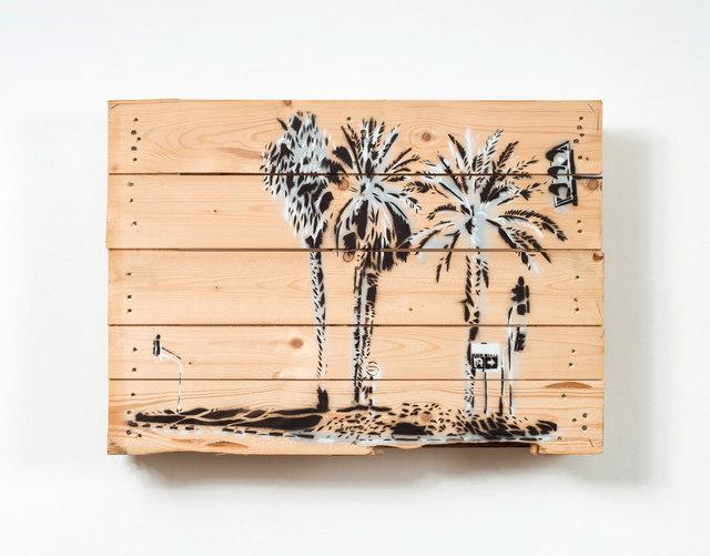 , 'Island ,' 2015, Zemack Contemporary Art