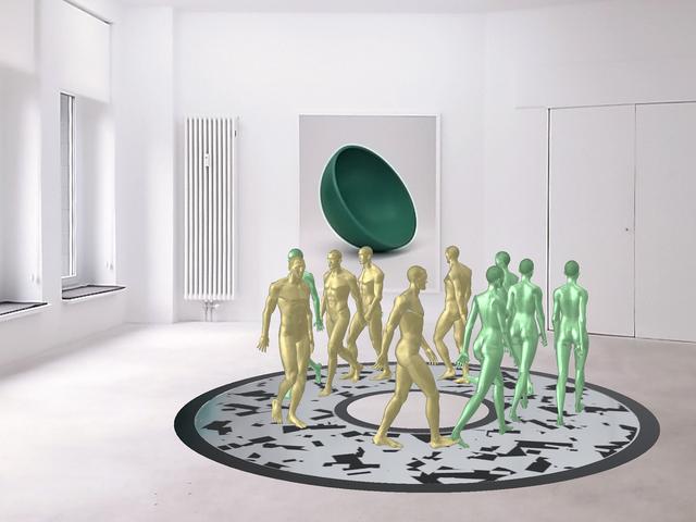 Banz & Bowinkel, 'Bots 02', 2018, DAM Gallery