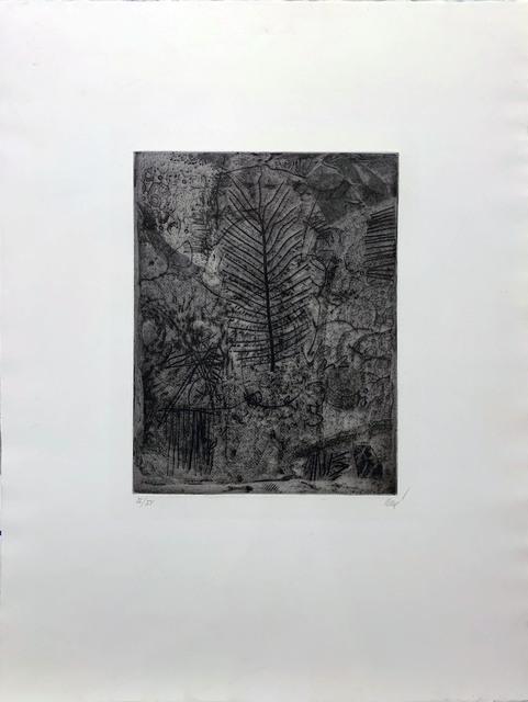 Antoni Clavé, ' La Feuille', 1967, Le Coin des Arts