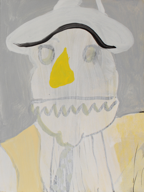 , 'Portrait with Teeth,' 2002, Benjaman Gallery Group