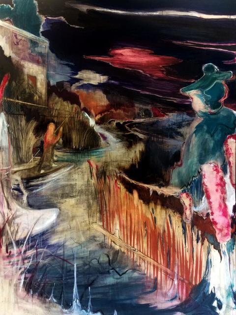 , 'Nachtfischen,' 2018, Artscape