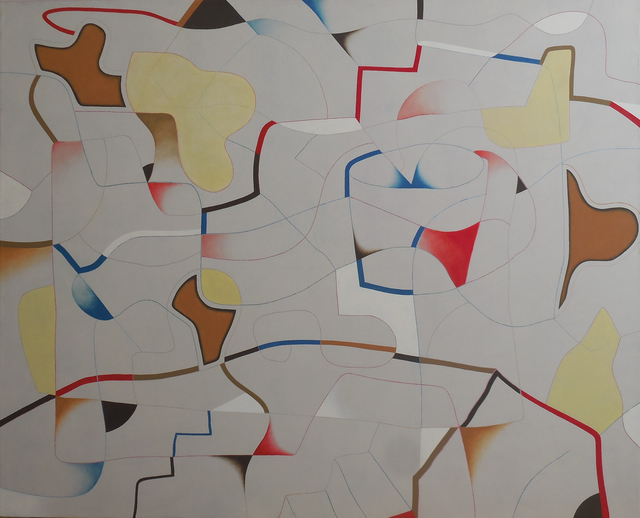 , 'Huracán y volcán,' 2014, Thomas Monahan Fine Art