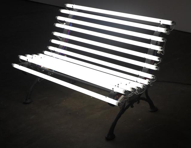 , 'Street Lamp I,' 2011, Baró Galeria