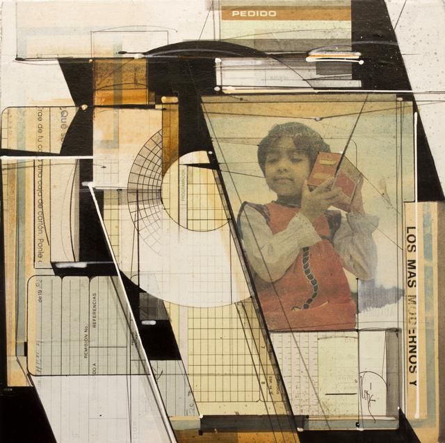 , 'Curiosidad moderna,' 2014, Celaya Brothers Gallery