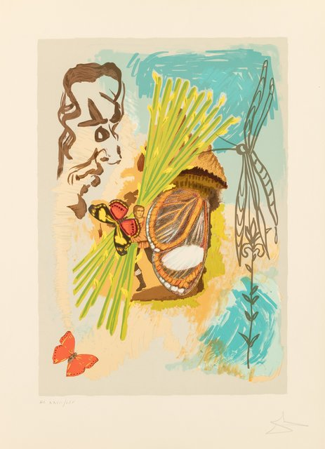 Salvador Dalí, 'The Overseer, from Ivanhoe', 1978, Heritage Auctions