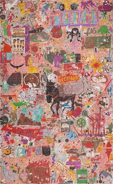 , 'Rip Currents #2 (Burro),' 2014-2015, Mana Contemporary