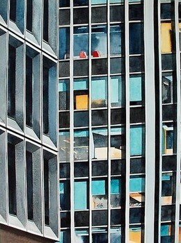 , 'Concrete and Glass, Midtown East (NYC),' , ArtStar