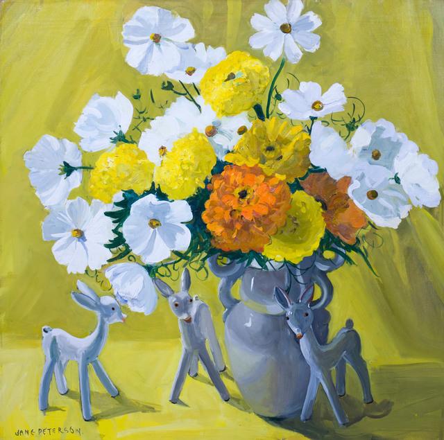 Jane Peterson, 'Summer Bouquet', 19th -20th Century, Vose Galleries