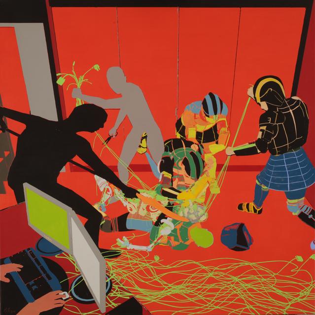 , 'Contest,' 2016, Klein Sun Gallery