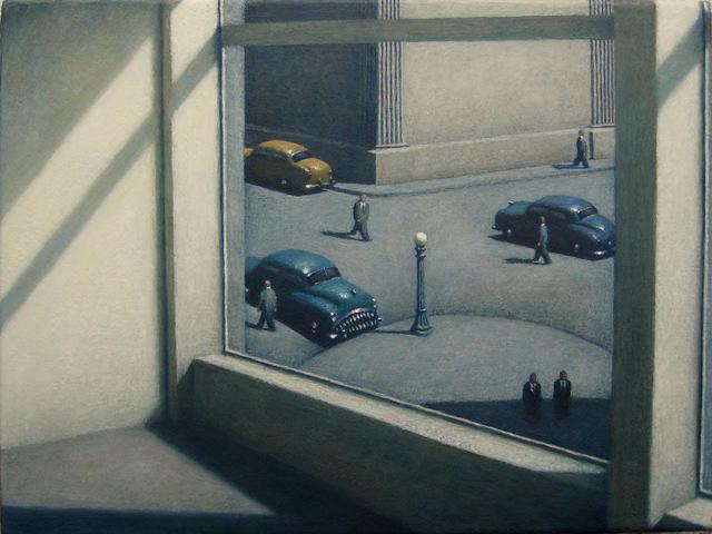 , 'Metropolis Morning,' 2017, ARCADIA CONTEMPORARY