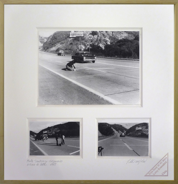 , 'Ruta Santiago - Valparaíso / Route Santiago - Valparaíso,' 1981, espaivisor - Galería Visor