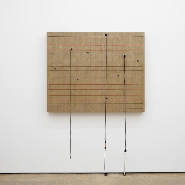 Naama Tsabar, 'Transition', 2016, Spinello Projects