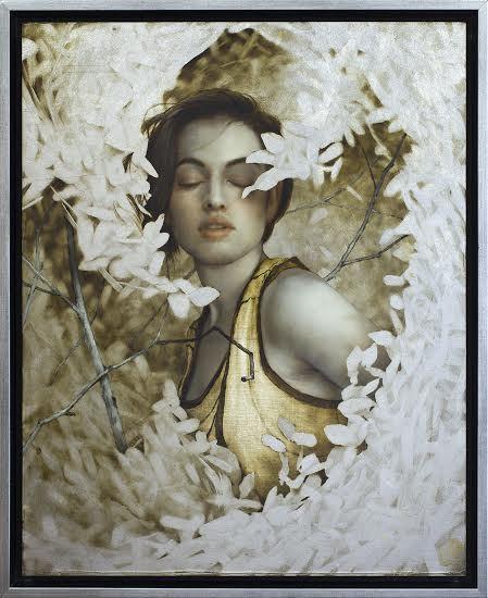 , 'Woven,' 2016, ARCADIA CONTEMPORARY
