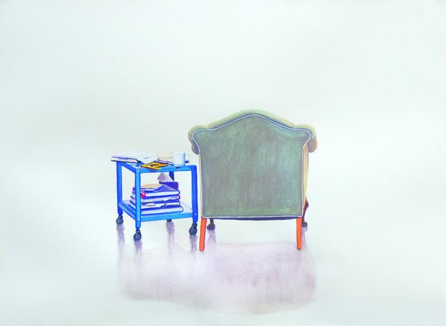 Teresa Moro, 'sillon Hockney. ', 2019, Espacio Líquido La Gran