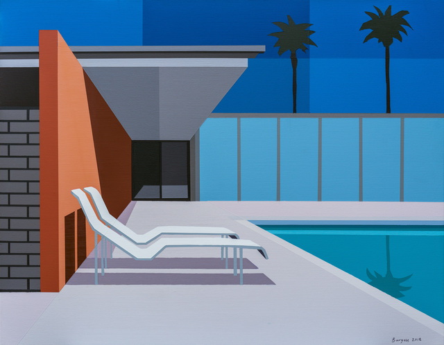 Andy Burgess, 'California Living', 2018, Fabrik Projects Gallery