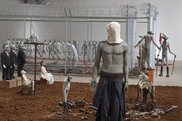 , 'African Adventure,' 1999-2002, Gwangju Biennale