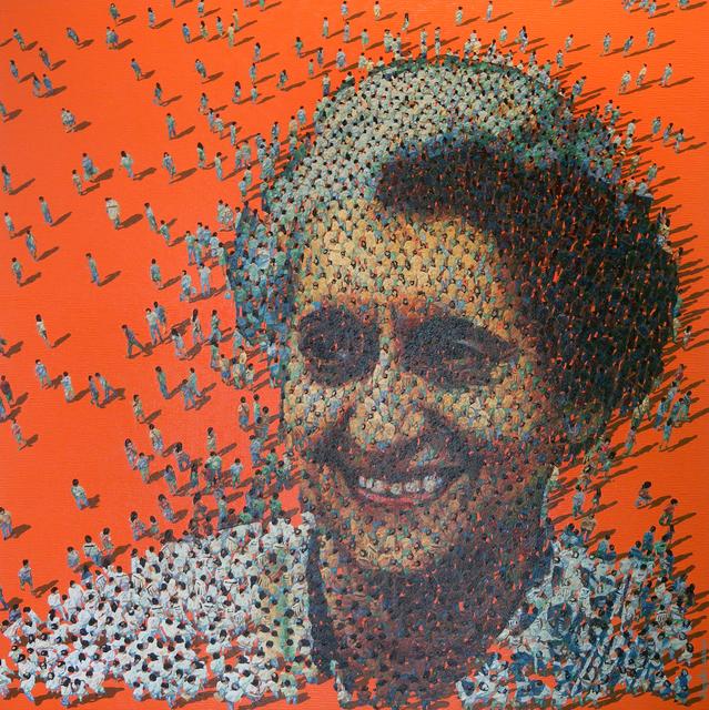 , 'Indira Gandhi,' 2015, REDSEA Gallery
