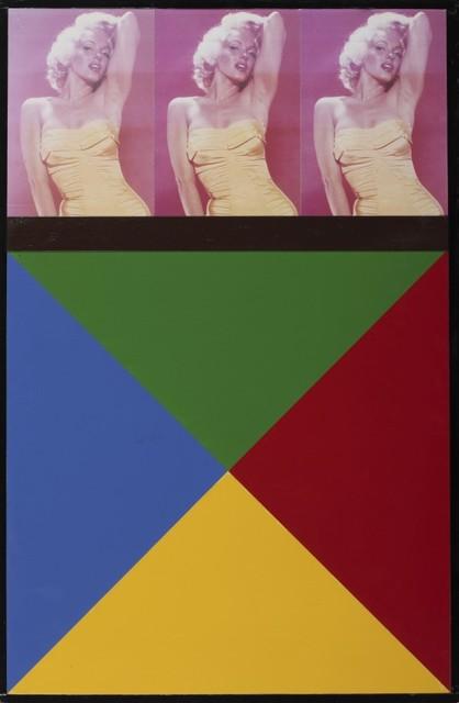 , 'M, M,' 1997, Galerie Thomas