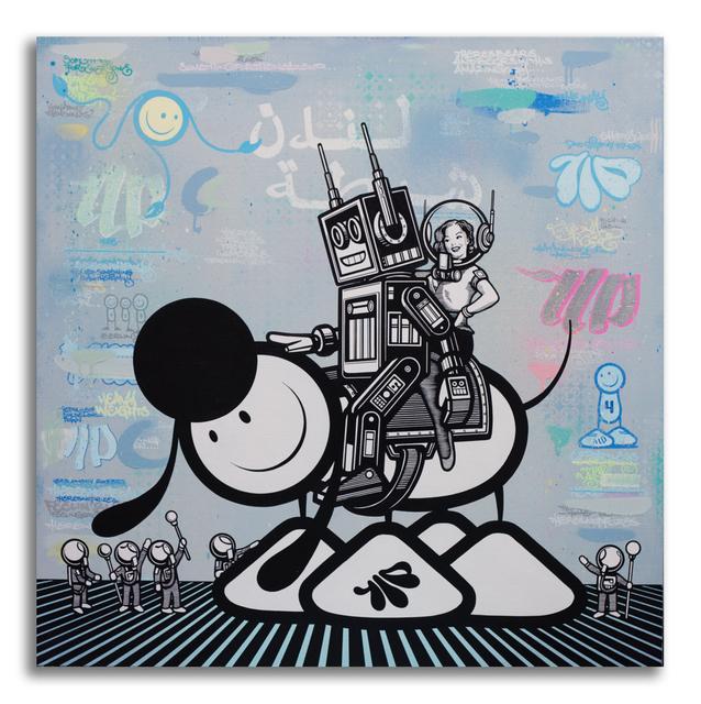 , 'George Ridgeley,' 2015, StolenSpace Gallery
