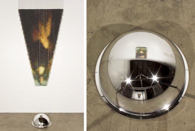 , 'After The Mona Lisa 6 (Anamorphic Mona) ,' 2007, Bentley Gallery