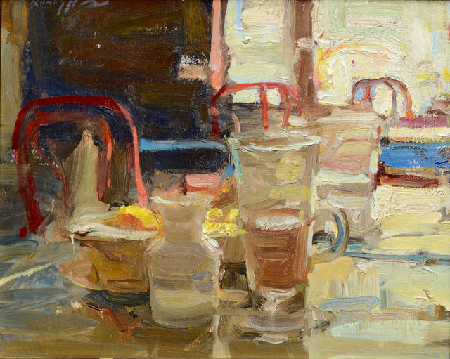 , 'American Cafe,' 2015, Gallery 1261