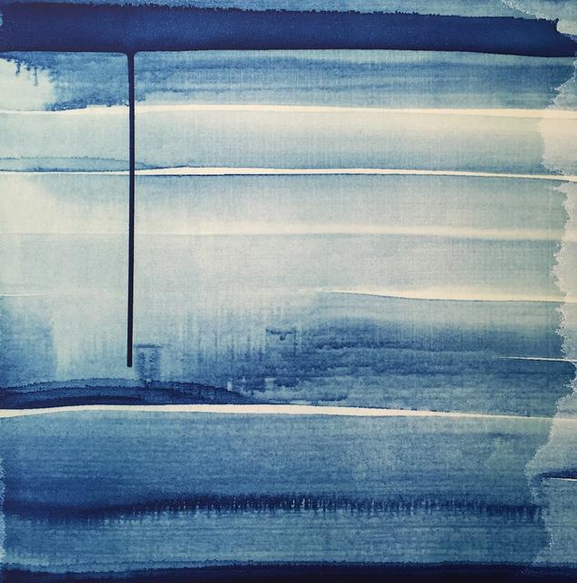 Karen J. Revis, 'Indigo 9', 2015, Sears-Peyton Gallery