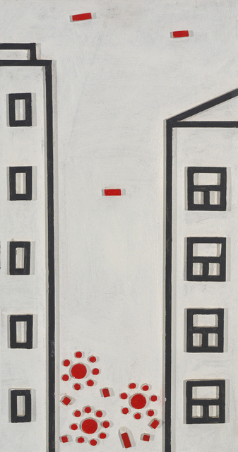 , 'Architecture-3,' 2009, Gallery Fine Art Moscow