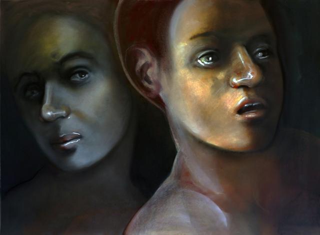 , 'Lovers Series No. 11,' 2017-2018, Charles Nodrum Gallery