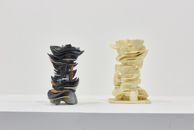 Wang Yuyang 王郁洋, 'Identity (Maquettes)', 2016, Cass Sculpture Foundation