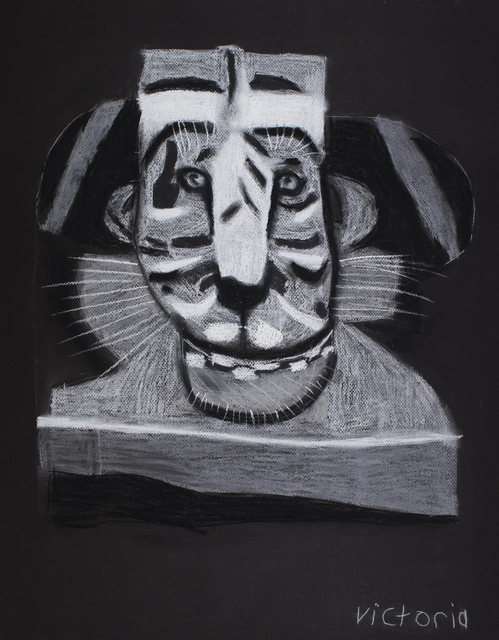 Victoria Atkinson, 'Warrior King Tiger', 2017, Studio A