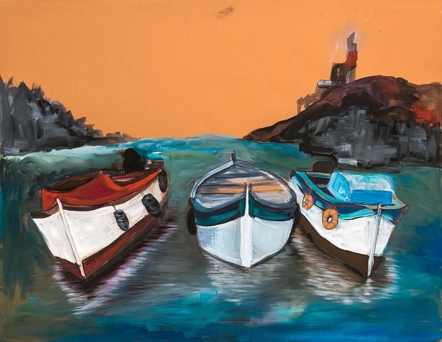 , 'Pier,' 2015, ArtWizard