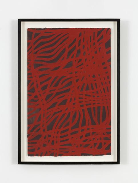 , 'Web-like Grid,' 2001, Fraenkel Gallery