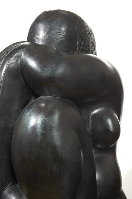 , 'Grande baigneuse accroupie,' 1925, Galerie Marcilhac