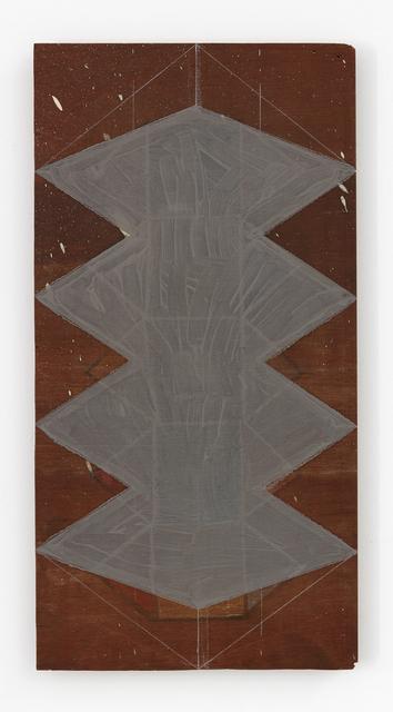 , 'Zonder titel (Untitled),' 2013-2018, Kristof De Clercq