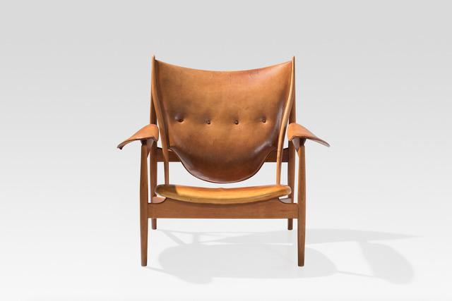 , 'Chieftain Chair,' 1949, Galerie Le Beau