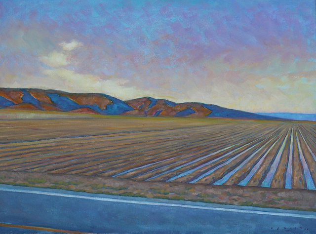 """, '""""Farming out West"""",' 2018, Maxwell Alexander Gallery"""