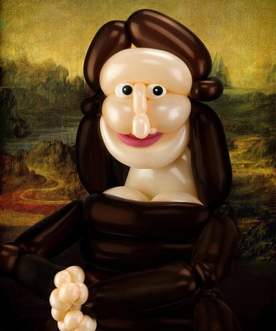 Larry Moss, 'Mona Lisa', ArtStar
