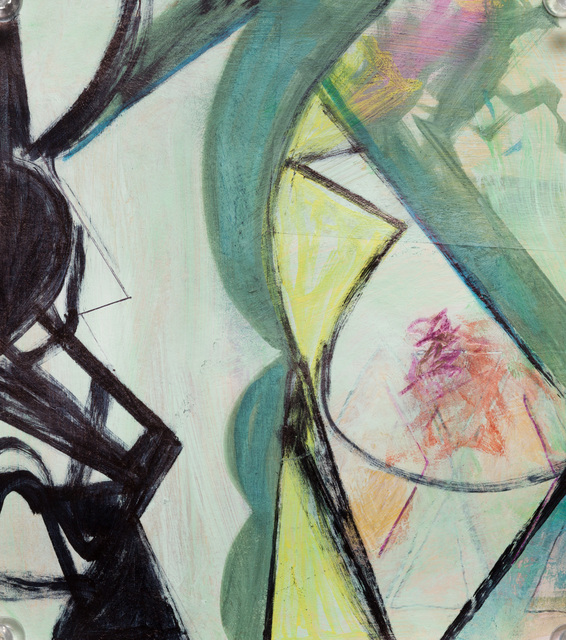 , 'Untitled (January 19),' 2018, Klowden Mann