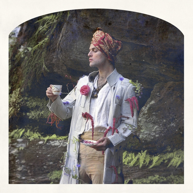 , 'Lord Byron, Love-Lies-Bleeding, Tea,' , Robischon Gallery