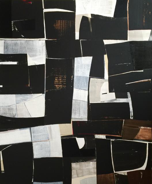 , 'F.Z.043 Midnight Club,' 2016, The McLoughlin Gallery