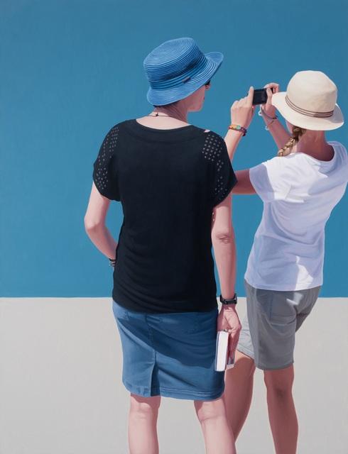 , 'Serie Turistas #1,' 2019, Ansorena Galeria de Arte
