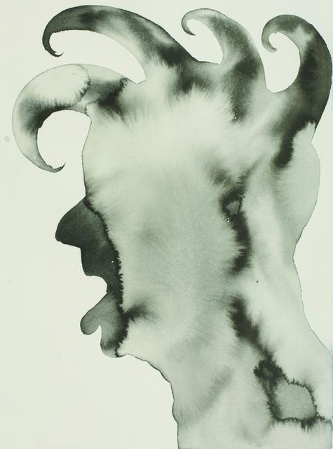 , 'Devil's Head No.4,' 2009-2010, HDM Gallery