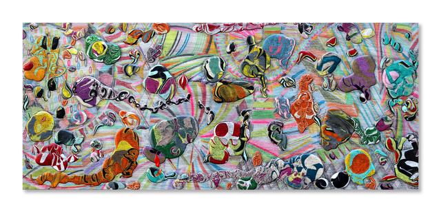 , 'On Colored Pencil,' 2014, Edward Hopper House
