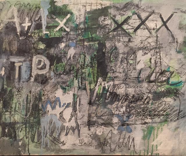 , 'A+A,' 1966, Jorge Mara - La Ruche