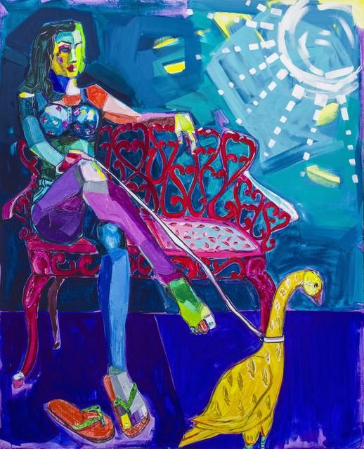 , 'Tardes en un banco,' 2017, ArteMorfosis - Galería de Arte Cubano