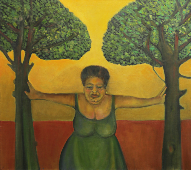 , 'resistance,' 2017, Tabla Rasa Gallery