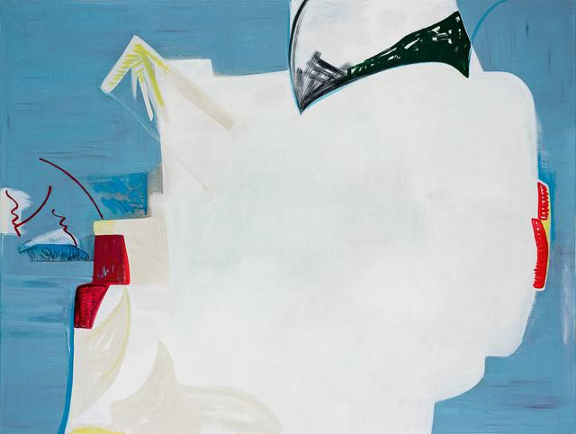 , 'Tag und Nacht,' 2015, Christine König Galerie